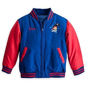 Jake Varsity Jacket for Boys - Personalizable