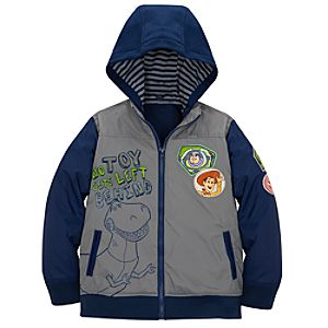 Toy Story Jacket for Boys