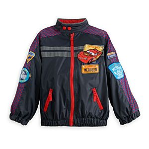 Lightning McQueen Lightweight Jacket for Boys