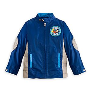 Mickey Mouse Lightweight Jacket for Boys