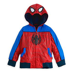 Spider-Man Lightweight Jacket for Boys