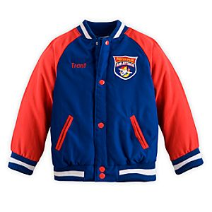 Planes: Fire & Rescue Varsity Jacket for Boys - Personalizable