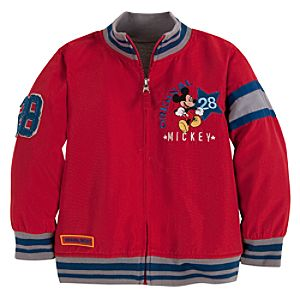 Personalizable Original 28 Mickey Mouse Jacket for Boys