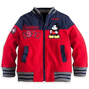 Mickey Mouse Jacket for Boys - Personalizable
