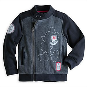 Mickey Mouse Sweatjacket for Boys