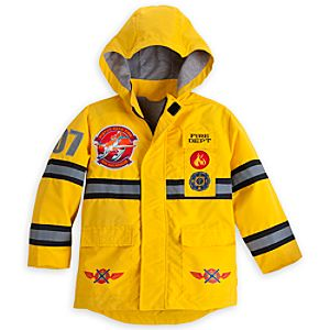 Planes: Fire & Rescue Lightweight Jacket for Boys