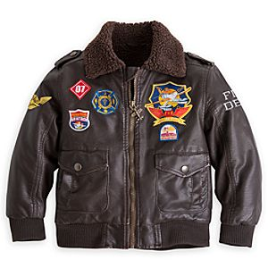 Planes: Fire & Rescue Bomber Jacket for Boys