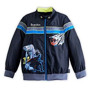 Star Wars Jacket for Boys - Personalizable