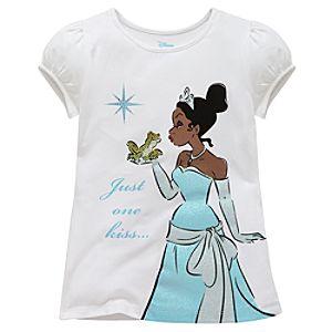 The Princess and the Frog Tiana Tee for Girls