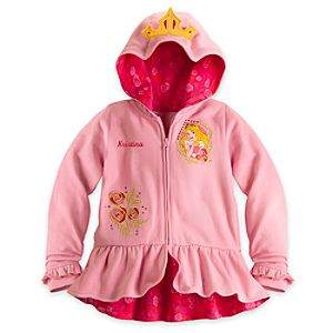 Aurora Hoodie for Girls - Personalized