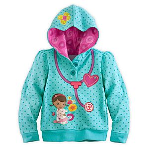 Doc McStuffins Hoodie for Girls