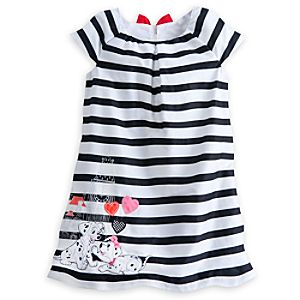101 Dalmatians Woven Dress for Girls