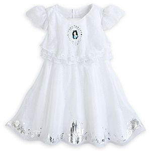 Cinderella Woven Dress for Girls