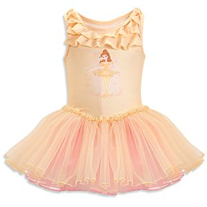 Belle Tutu Leotard for Girls