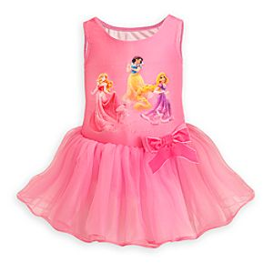 Disney Princess Tutu Leotard for Girls