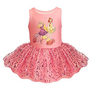 Disney Princess Leotard for Girls