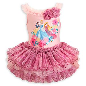 Disney Princess Leotard for Girls