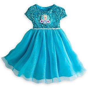 Elsa Deluxe Dress for Girls
