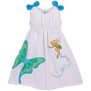 Butterfly Tinker Bell Dress for Girls