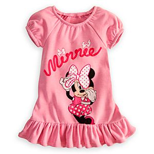 Minnie Mouse Knitted Dress for Girls