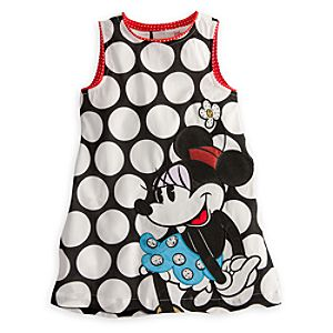 Minnie Mouse Woven Dress