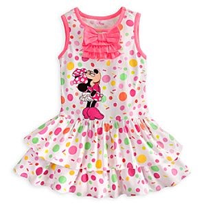 Minnie Mouse Knit Dress for Girls