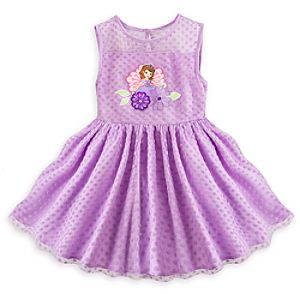 Sofia Deluxe Sleeveless Dress for Girls