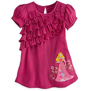 Aurora Dress for Girls - Sleeping Beauty
