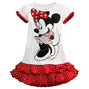 Minnie Mouse Dress for Girls