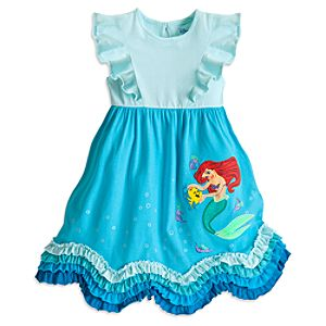 Ariel Knit Dress for Girls