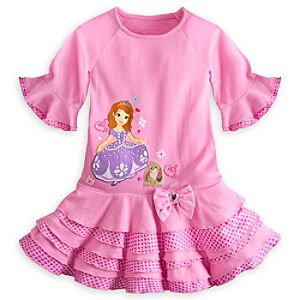 Sofia Layered Dress for Girls