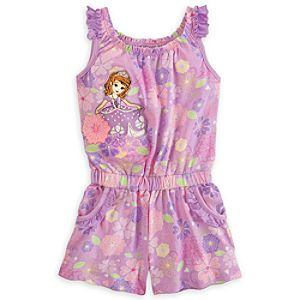Sofia Knit Romper for Girls