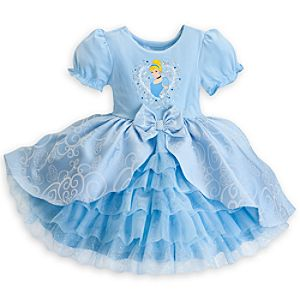 Cinderella Deluxe Dress for Girls
