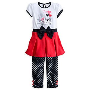 101 Dalmatians Knit Dress and Leggings Set for Girls
