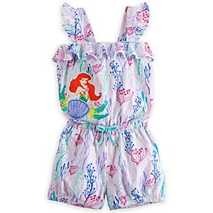 Ariel Knit Romper for Girls
