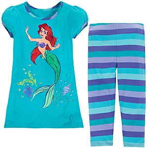Ariel Dress Set for Girls-- 2-Pc.