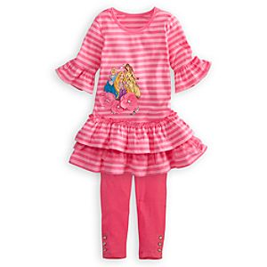 Disney Princess Dress Set for Girls -- 2-Pc.
