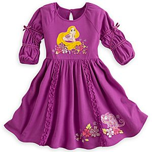 Rapunzel Renaissance Dress for Girls