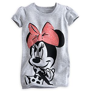 Minnie Mouse Sweater Dress for Girls