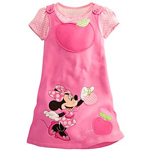 Minnie Mouse Jumper Set for Toddler Girls