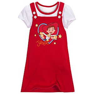 Jessie Jumper Set for Girls -- 2-Pc.