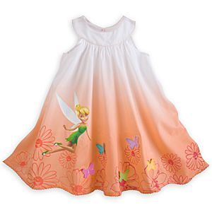 Tinker Bell Woven Dress for Girls