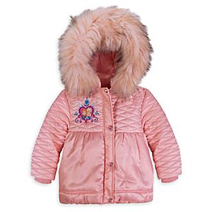 Anna and Elsa Deluxe Jacket for Girls - Frozen - Personalizable