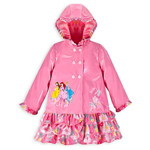 Disney Princess Rain Jacket for Girls