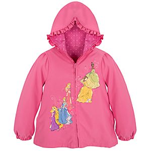 Disney Princess Woven Jacket for Girls