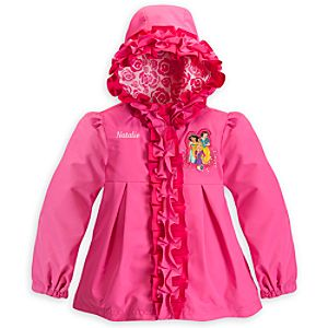 Disney Princess Jacket for Girls - Personalizable