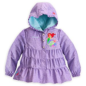 Ariel Jacket for Girls - Personalizable