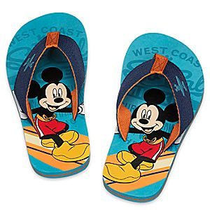 Mickey Mouse Clubhouse Flip Flops for Kids