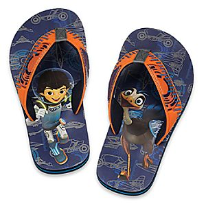 Miles from Tomorrowland Flip Flops for Kids