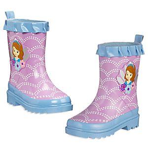 Sofia Rain Boots for Kids